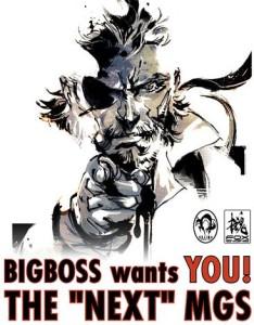 Big Boss wants you