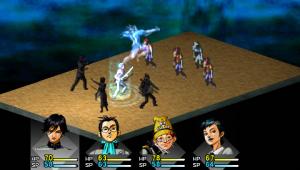 Persona battle