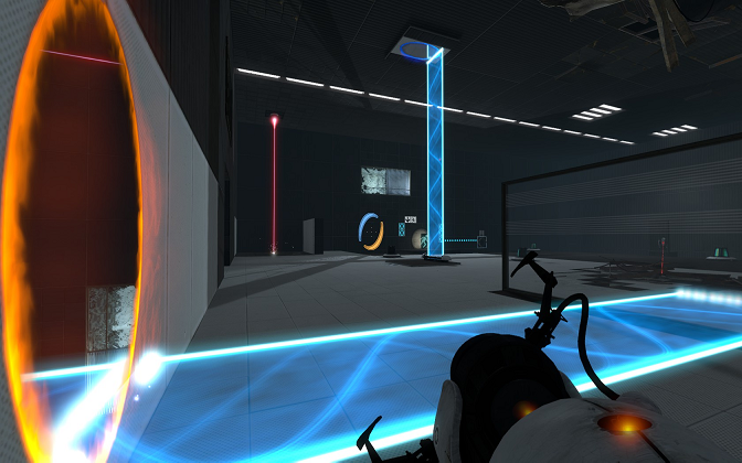 Portal 2 Bridge