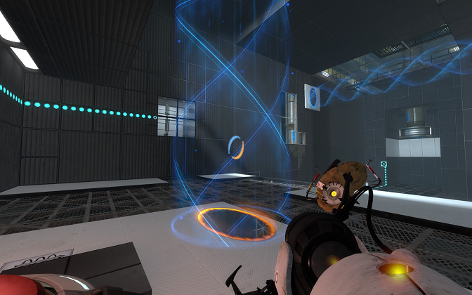 Portal 2 Funnel