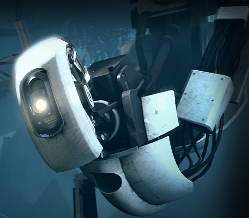 Portal 2 GLaDOS