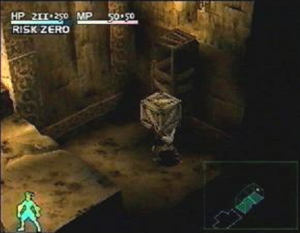 Vagrant Story Puzzle