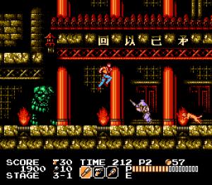 Vice Ninja Stage