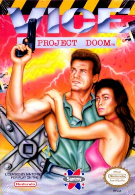 Vice: Project Doom Cover
