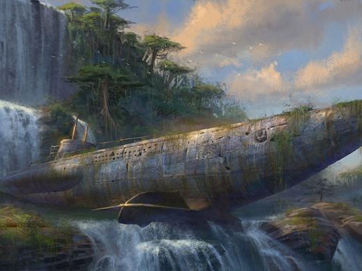 Uncharted U-Boat