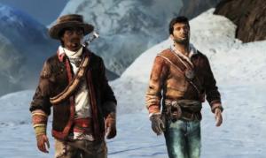 Uncharted 2 Drake Tenzin