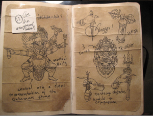 Uncharted 2 Journal