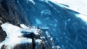 Uncharted 2 Snow
