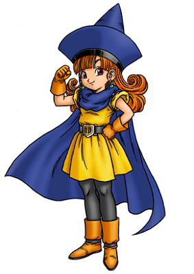 Dragon Quest IV Alena