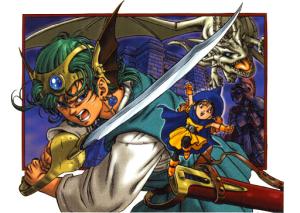 Dragon Quest IV Story