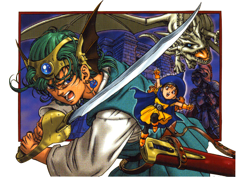 Dragon Quest IV Story