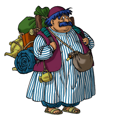 Dragon Quest IV Taloon