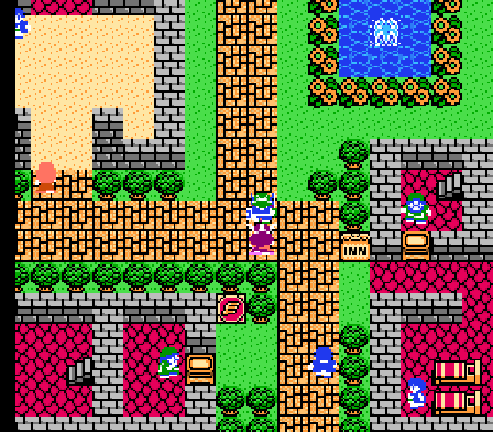 Dragon Quest IV Town