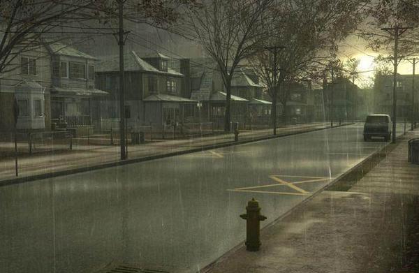 Heavy Rain Environment