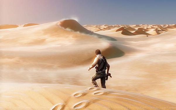Uncharted 3 Desert