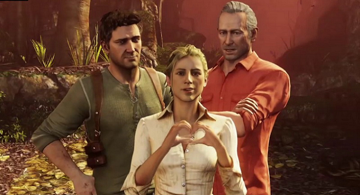 Uncharted 3 Drake Elena Sully