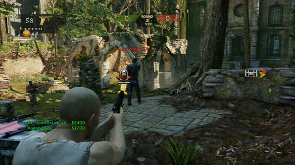 Uncharted 3 Multiplayer