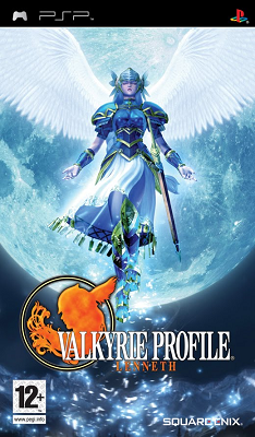 Valkyrie Profile: Lenneth Cover