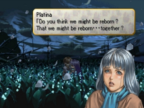 Valkyrie Profile Platina Lucian