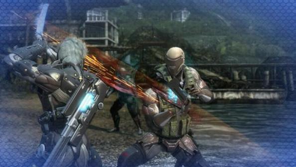 Metal Gear Rising Revengeance Blade Time
