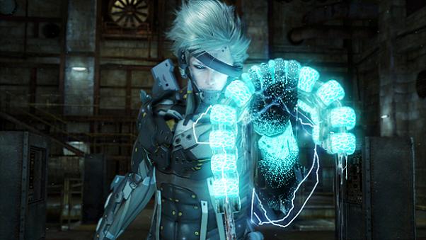Metal Gear Rising Revengeance Fatality