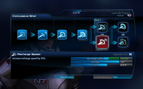 Mass Effect 3 Abilities