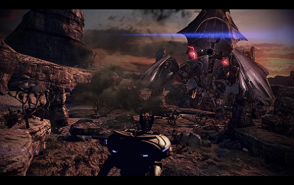 Mass Effect 3 Rannoch Reaper