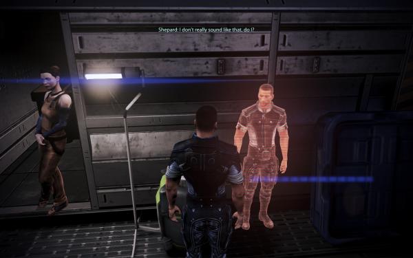 Mass Effect 3 Shepard VI
