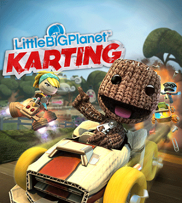 LittleBigPlanet Karting Front