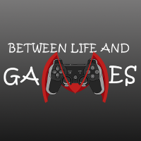 Between Life and Games Logo Gradient