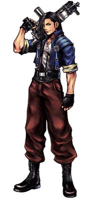 Final Fantasy VIII Laguna