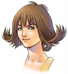 Final Fantasy VIII Selphie