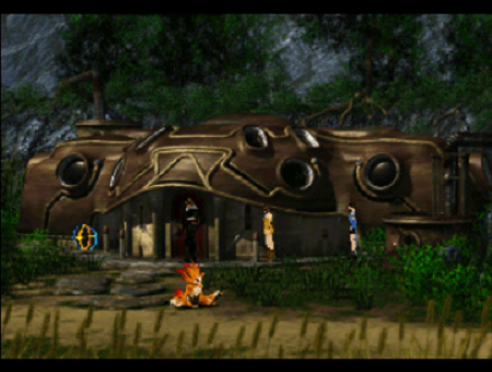 Final Fantasy VIII Shumi Village