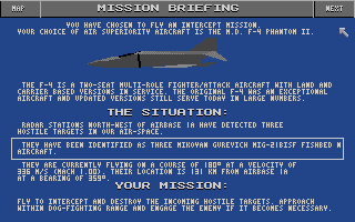 Birds of Prey Mission Briefing