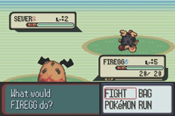 Pokemon Quartz Battle