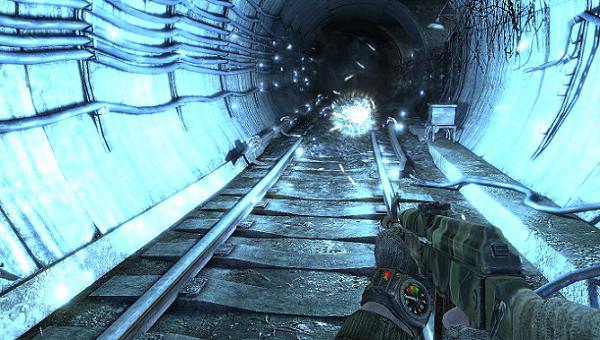 Metro Anomaly