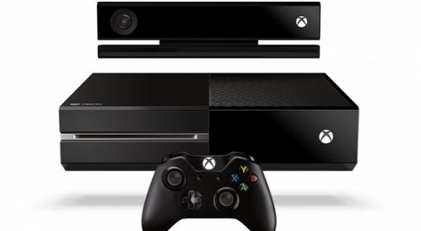 Xbox One Console Controller Kinect