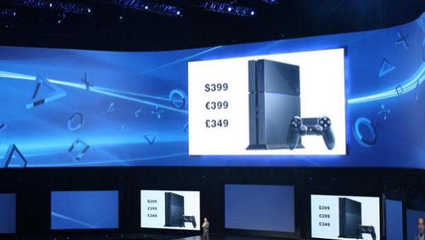 PS4 Price E3 2013