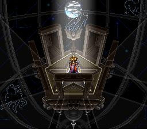 Terranigma Ark Planet Resurrection