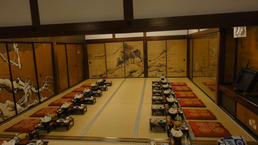 Fukuchiin Dinner