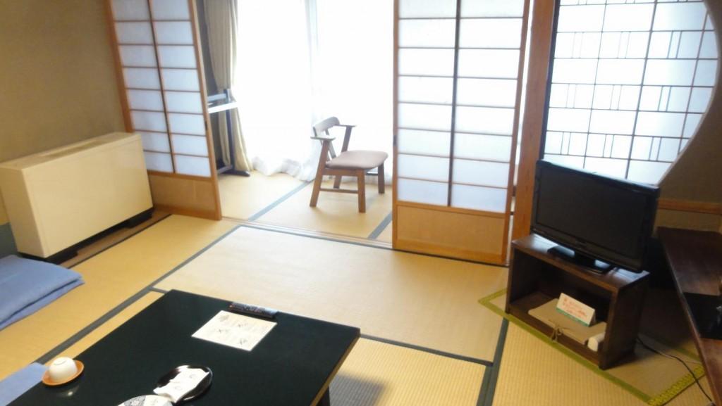 Fukuchiin Room