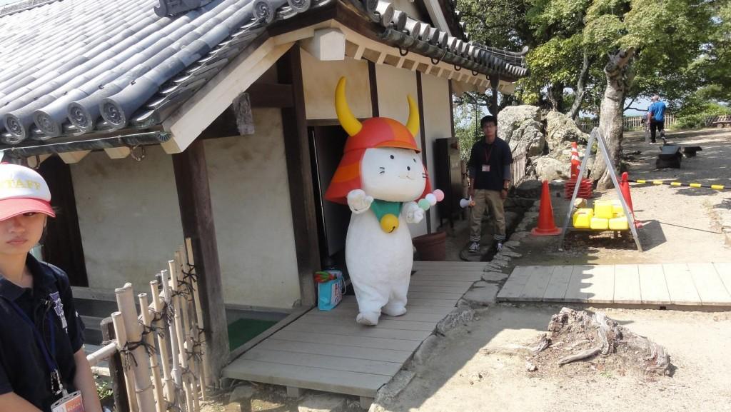 Hikone Mascot