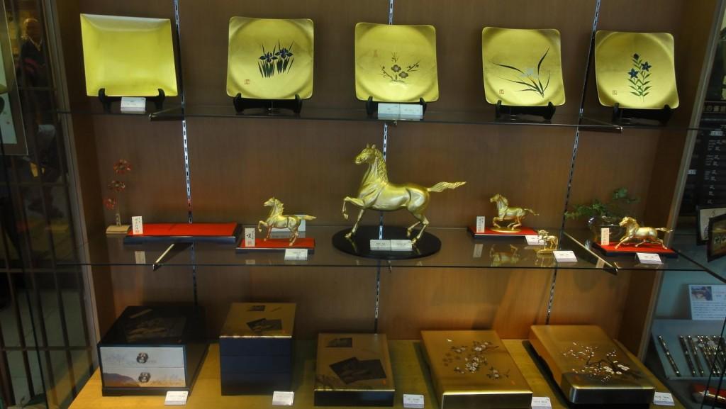 Kanazawa Golden Items