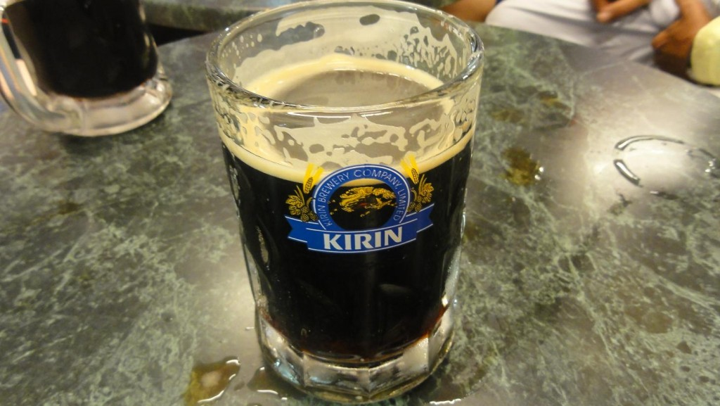 Kirin Stout Beer
