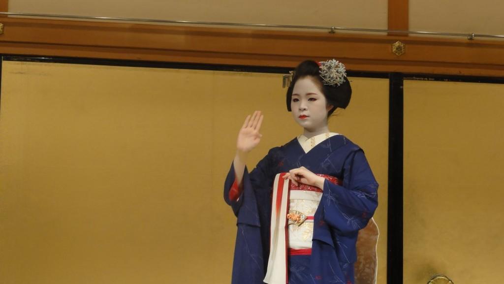 Maiko Dance