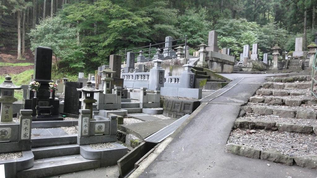 Nikko Cemetery