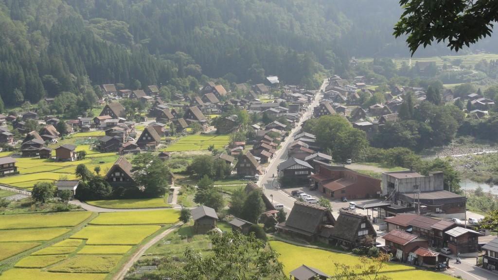 Ogimachi View