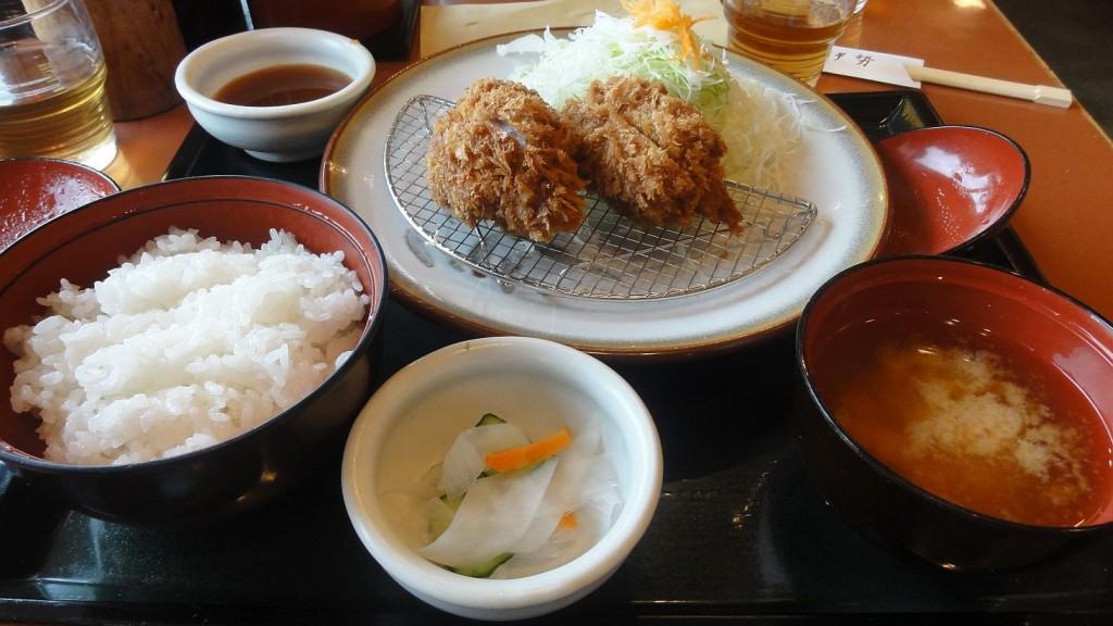 Tonkatsu Meal
