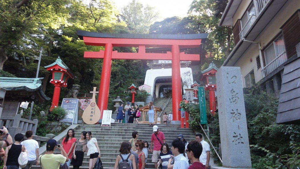Enoshima Torii
