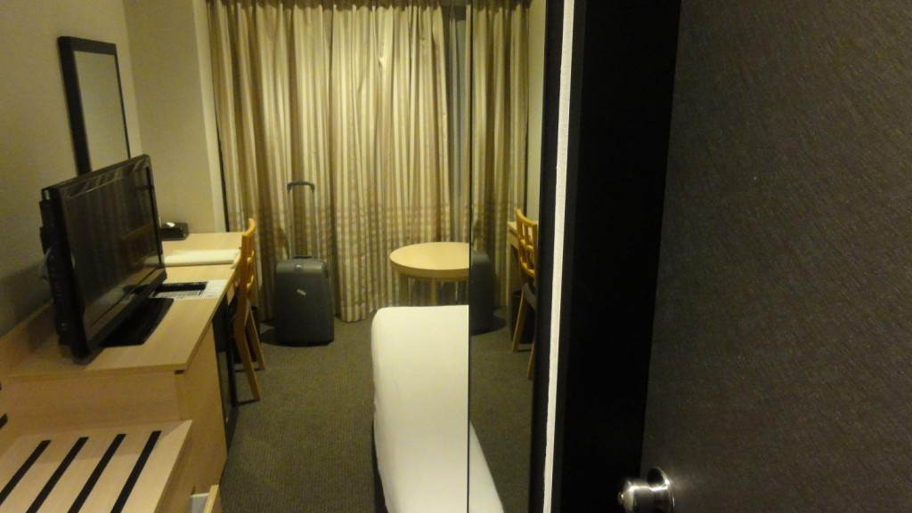 Kyoto Royal Hotel Spa Room